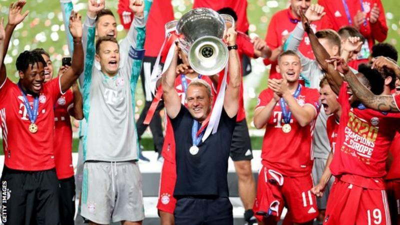 Hansi Flick, Bayern'i 1xBet