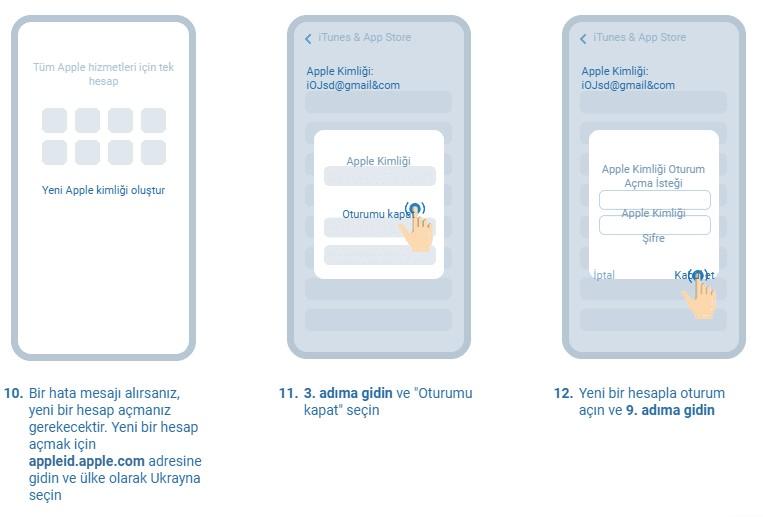 iOS uygulaması nasıl yüklenir